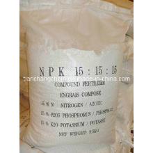 Комплексные удобрения NPK (NPK 15 15 15)