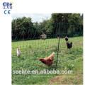 Cerca de compensação para aves de frango de coelho