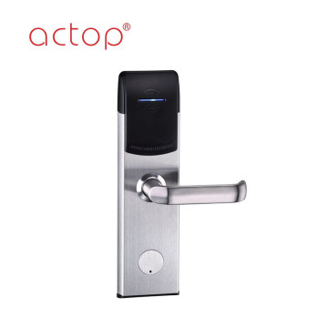 Sistema de software livre RFID Smart Hotel Door Lock
