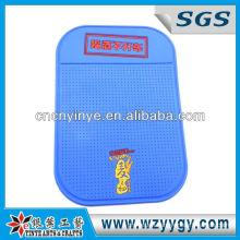 3D pvc mobile phone anti-slip pads