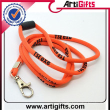 Wholesale cheap bungee coil cord lanyard