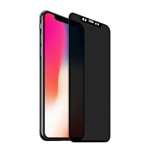 Privacy Glass Displayschutzfolie für iPhone X