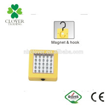 Multifunctional 30 LED 13000-1500MCD led portable work light