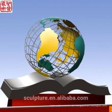 2016 Neue Kunst der Skulptur arbeitet hoch bedeutungsvolle Skulptur