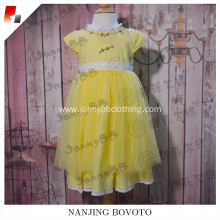 girls Easter embroidered dresses for babies