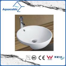 Ceramic Cabinet Art Basin and Vanity Top Hand Washing Sink (ACB8029)