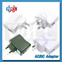 Adaptateur secteur USB usb USB / USB haute qualité US US UK
