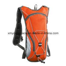 Lightweight Nylon Running Hydration Backpack with Bladder Bag