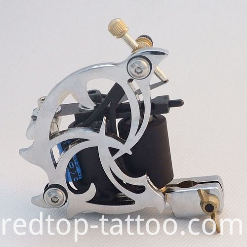 10 coil tattoo machine