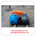 Rubber Liner Slurry Pump mit Motor