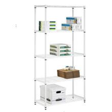 DIY ajustável metal escritório wire file shelf divisores (LD7535180B5E)
