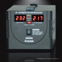 Affichage à LED Régulateur de tension automatique