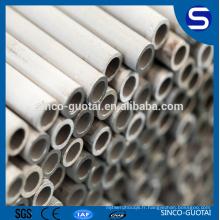 tuyau sans couture d'acier inoxydable sch 40 pour industriel