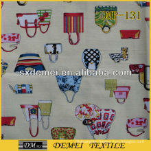 more than five hundred patterns cotton canvas fabric printed