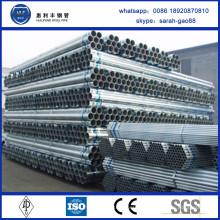 Новая конкурентоспособная стальная труба из оцинкованной стали