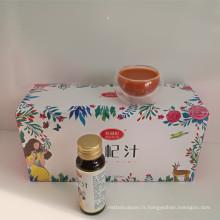 Nouveaux produits Jus de fruits goji 2017