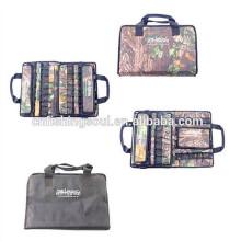 FSBG031 - 1 bolsa de pesca señuelo metálico