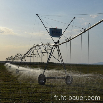 Hot Sale Big Farm système d'arrosage automatique d'irrigation à pivot central