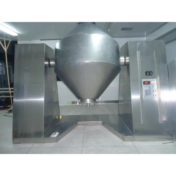 Granules Double Cone Vacuum Dryer by Professional Manufacturer