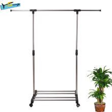 Elevador telescópico de aço inoxidável de secagem para varanda
