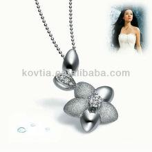 Promoção mais novo design 925 pingentes de prata esterlina