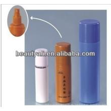 100ml 170ml 180ml 500ml Botella plástica del plástico del PE