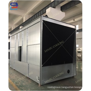 291 Ton High Efficient Steel Open Cooling Tower for Commercial HVAC System