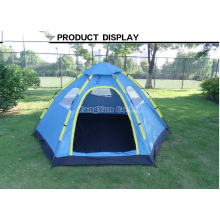 Wholesale Camping Equipment, Automatic Turret Tents 3 to 4 People