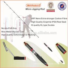 MJR003 - 3 cannes à pêche chinoises SRF Nano