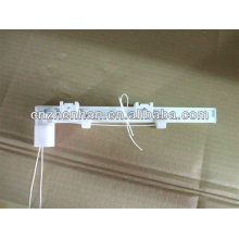 Roman blind accessories,Cord lock,cord guide,wall bracket,end cap for roman shade parts,roman blind components