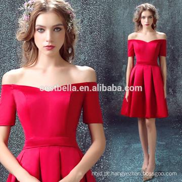 Alibaba atacado Elegante T-length vestidos de festa vestido de dama de honra para senhoras jovens