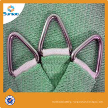 Outdoor sun shade sail for gazebo made of HDPE Hope our products,will be best helpful for your business!