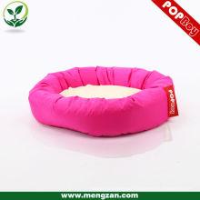 Cama redonda del estilo del saco de dormir del perro de animal doméstico del estilo europeo