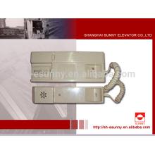 Vente chaude ascenseur interphone pour ThyssenKrupp TK-T12 ascenseur interphone