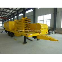 Feuille de voûte de machine grande envergure en treillis C