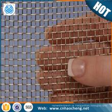 Atacado 10 60 80 100 200 malha de aço inoxidável super duplex 2507 2205 malha fina / tecido de filtro