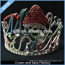 Custom cheap birthday princess king crown tiara