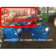 Fio de aço / arame de zinco / fio de temperamento de óleo / fio de esferoidização