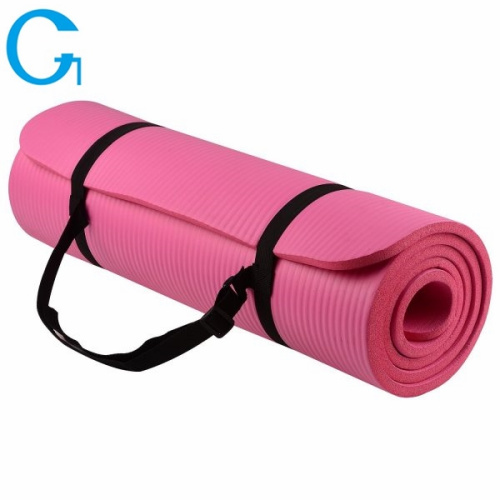 Estera de yoga NBR Workout Yoga Mat