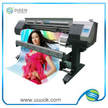 Impressora solvente de alta velocidade 1,6 M