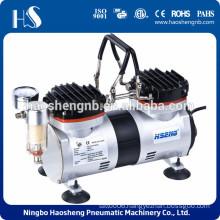 Haosheng AS30W mini double cylinder vacuum pump