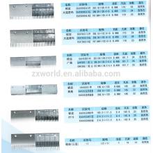 XIZI escorregador travolator pente HA453S1 / HA453S2 / HAS453S3