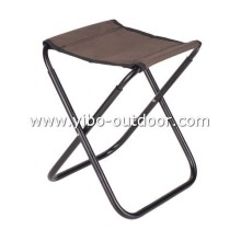 Aluminum folding chair for outdoor