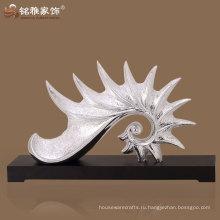 Праздник Бизнес-подарки Декор пляж стиль ремесла скульптура смолаы раковины