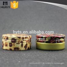 Großhandel kosmetische Aluminium-Creme-Glas