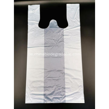 Biologisch abbaubare Maisstärke Shopping New Compostable Bag