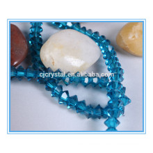 Platillo volante perlas de vidrio colorido perlas de vidrio perlas sueltas perla de cristal