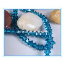 Soucoupe volante perles de verre perles de verre colorées perles lisses perle de cristal