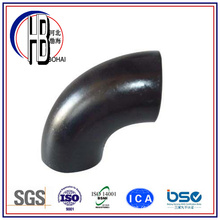 Aço de carbono 90 Fio longo Fio de solda de cotovelo Fitting