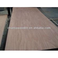 Mejor calidad keuring muebles de madera contrachapada con núcleo de madera dura (4x8 madera contrachapada)